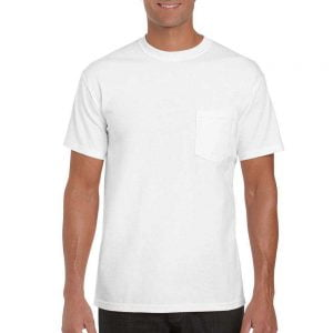 Gildan 2300 Ultra Cotton Adult Pocket Tee (US Size)