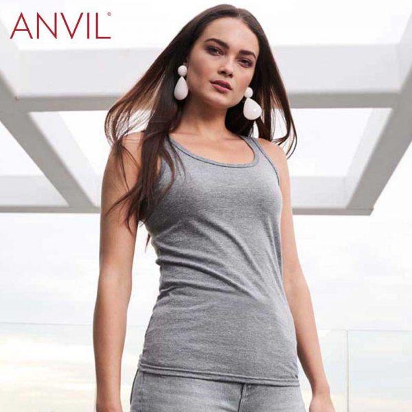 ANVIL 882L Ladies Lightweight Tank Top