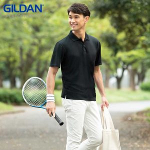 Gildan P4BI00 Adult Performance 4.6oz Mesh Polo Shirt