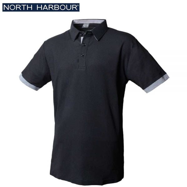 North Harbour 1NH09 Black/Grey R193