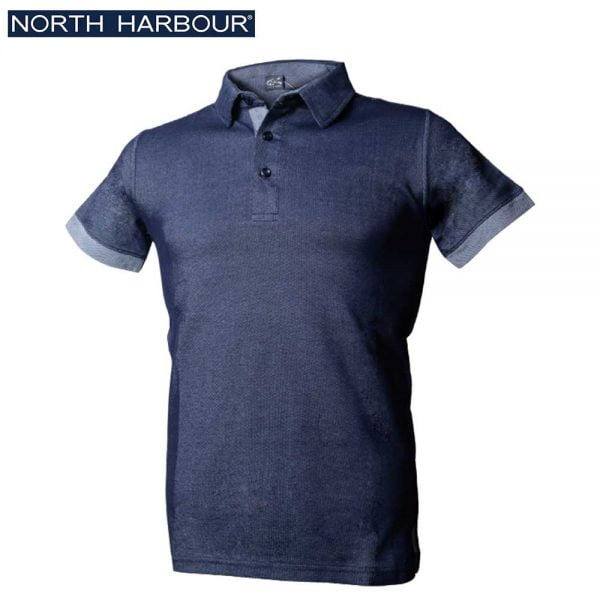North Harbour 1NH09 Blue Jean/Grey R195