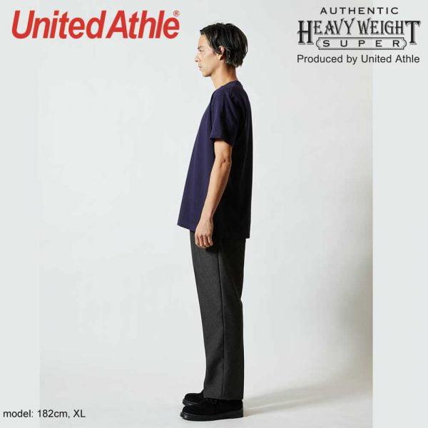United Athle 4252-01 Heavyweight Adult Cotton Tee