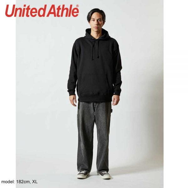 United Athle 5214-01 10.0oz Cotton French Terry Hoodie
