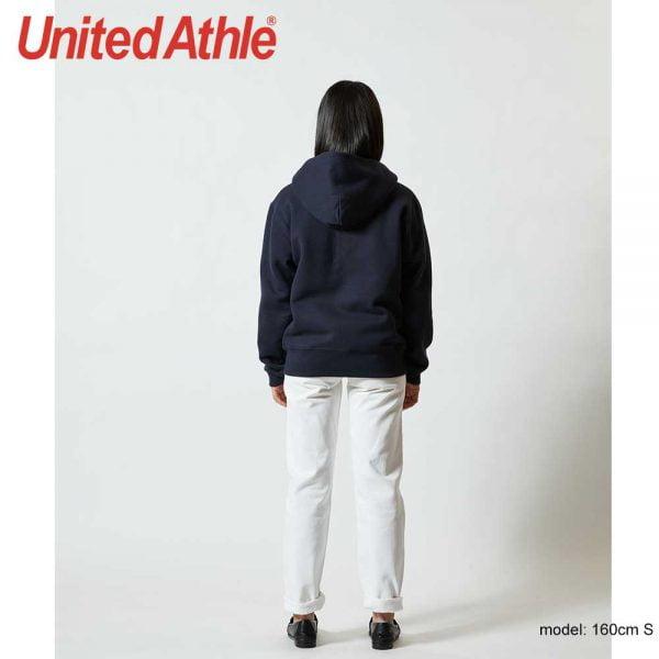 United Athle 5620-01 10.0 oz Full Zip Hoodie