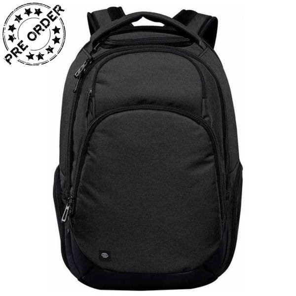 STORMTECH Madison Computer Pack - BPX-5 Black