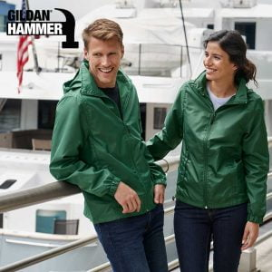Gildan WR800 Hammer 2.2oz Unisex Windwear Jacket