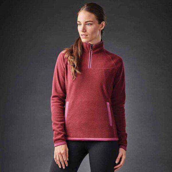 STORMTECH Women's Shasta Tech Fleece 1/4 Zip FPL-1W