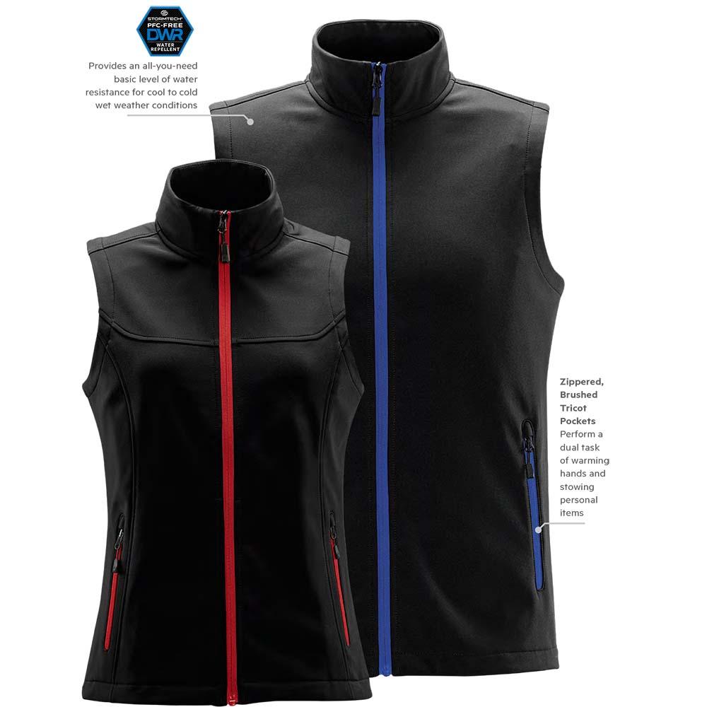 STORMTECH Men's Orbiter Softshell Vest KSV-1