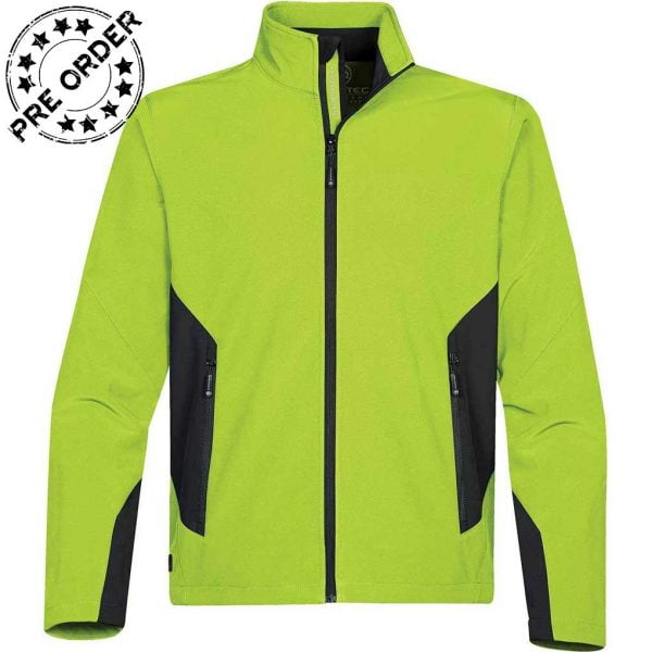 STORMTECH Men's Pulse Softshell SDX-1