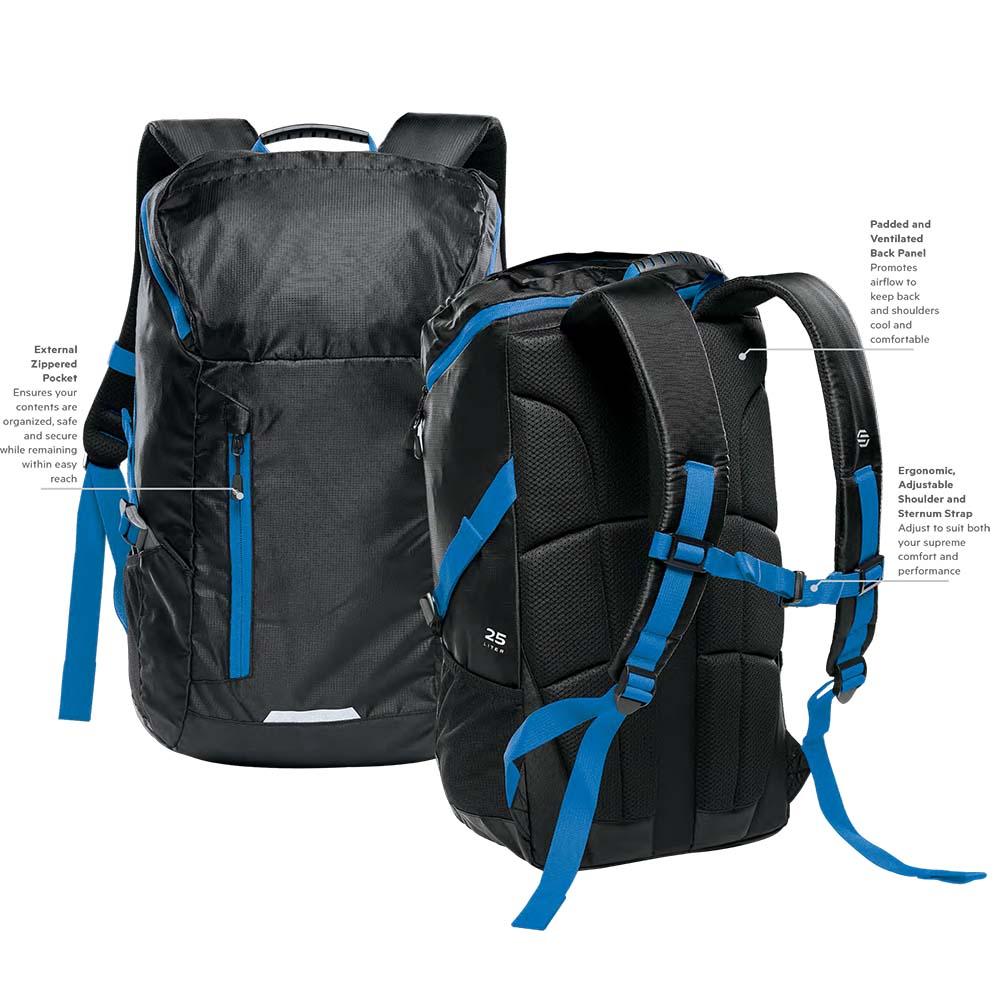 STORMTECH Whistler Backpack TRN-1
