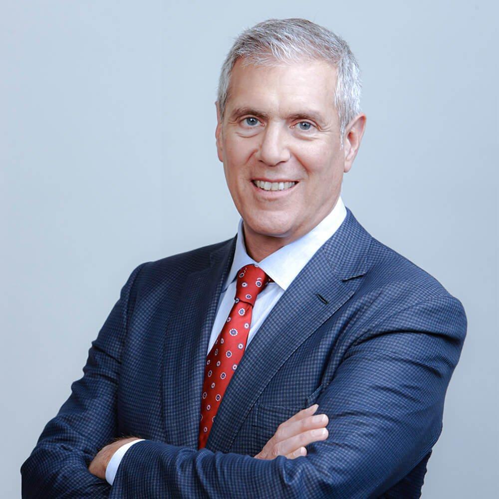 Glenn Chamandy,President and CEO