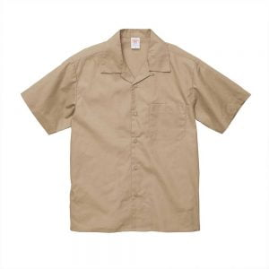 United Athle 1759-01 T/C Short Sleeve Pocket Shirt