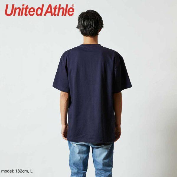 United Athle 5006-01 5.6oz Cotton Pocket Tee