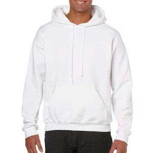 Gildan 18500 8.0oz Heavy Blend Adult Hooded Sweatshirt