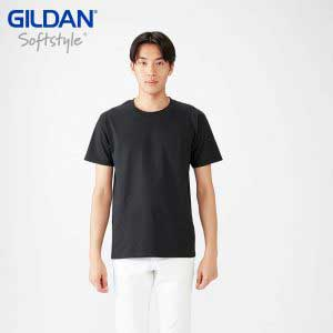GILDAN 63000 SOFTSTYLE 成人環紡 T 恤