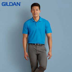 Gildan 73800 Adult Blended Ring Spun DP Sport Shirt