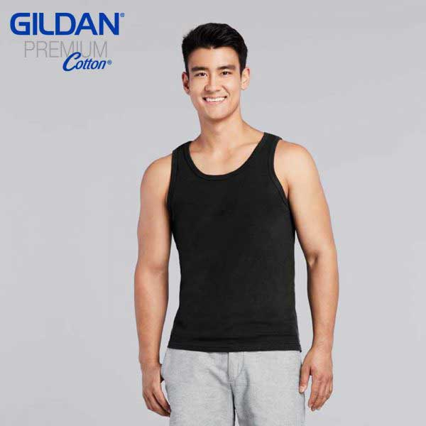 Gildan 76200 Premium Cotton 成人背心