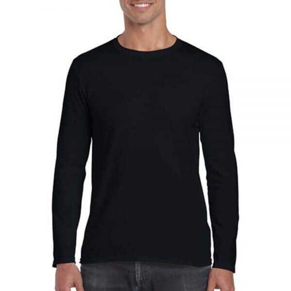 Gildan 7640A Premium Cotton 全棉長袖 T 恤 (舊版)
