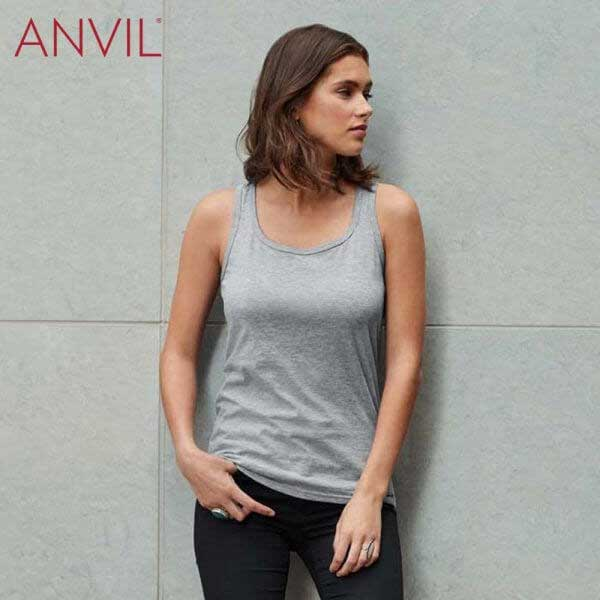 ANVIL 882L 女裝輕身背心