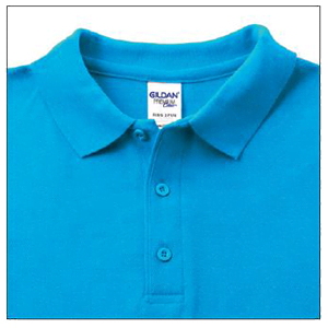Gildan 6800 6.5oz Premium Cotton Unisex 雙珠地全棉 Polo