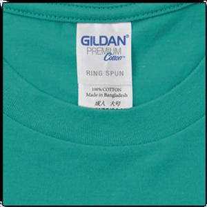 Gildan 76000B Premium Cotton 環紡童裝 T恤