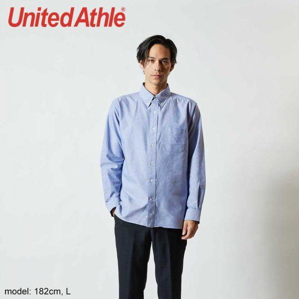 United Athle 1269-01 Oxford Blue 441 - Back