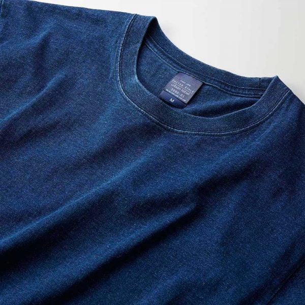 United Athle 3990-01 5.3oz 成人丹寧藍T恤