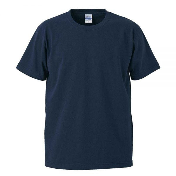 United Athle 4252-01 Heavy Weight Adult Cotton T-shirt 4252-01 Navy 086