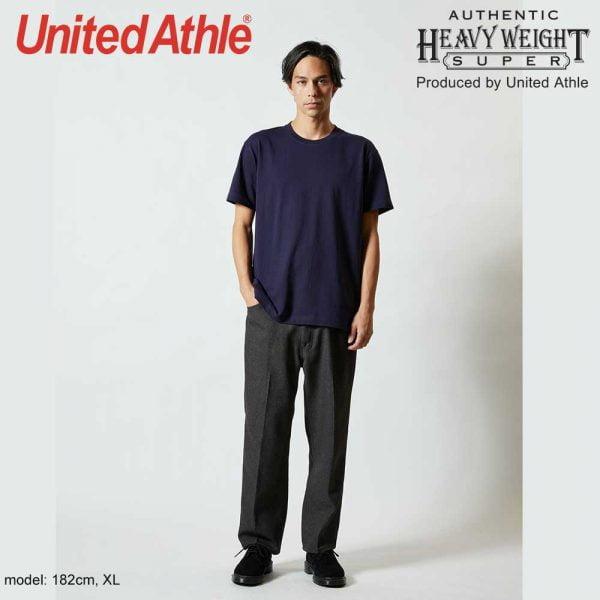 United Athle 4252-01 7.1oz 超重磅圓領T恤