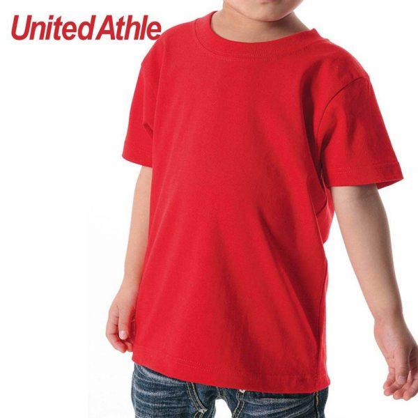 United Athle 5001-02 5.6oz 日本新款優質全棉童裝T恤