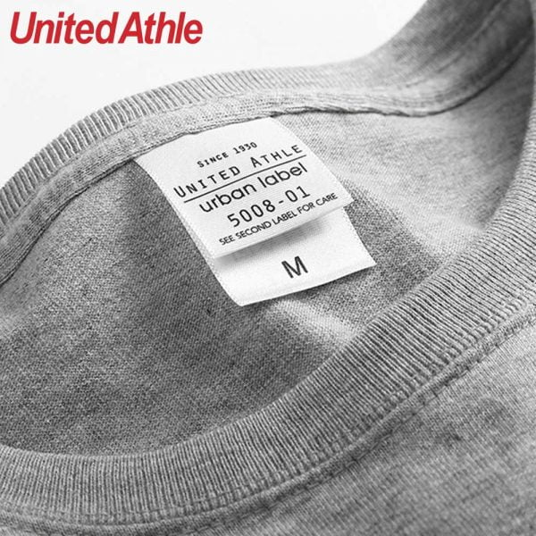 United Athle 5008-01 5.6oz Oversized 有袋T恤