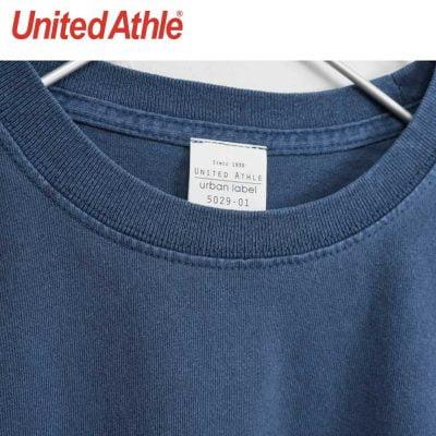 United Athle 5029-01 5.6oz Pigment Dye Adult Cotton Pocket Tee