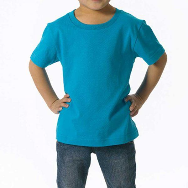 United Athle 5401-02 5.0oz Kids Cotton T-shirt