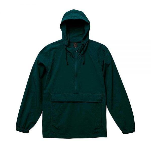 United Athle 7211 Nylon Waterproof Jacket - Antique Green