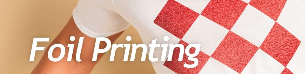 foil printing header lr2