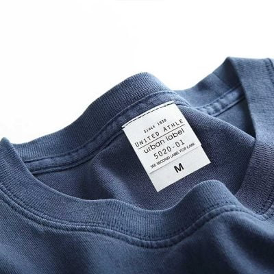 United Athle 5020-01 5.6oz 圓領短袖洗水T恤