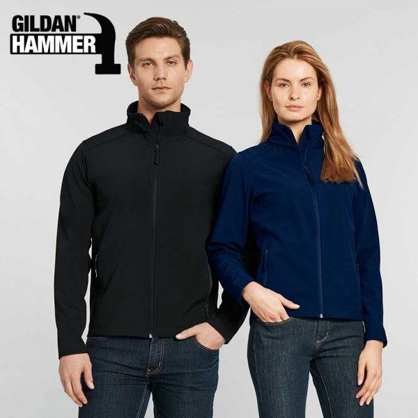 Gildan SS800 Hammer 8.8oz 高機能軟殼外套