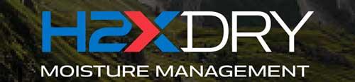 H2XDRY Moisture Management