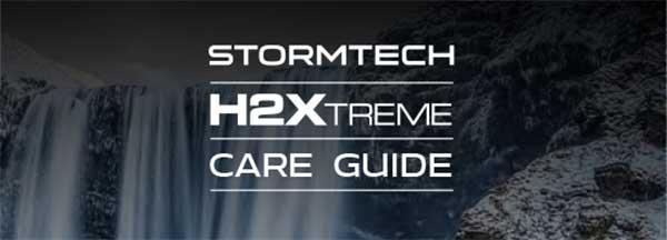 H2XTREME 產品保養說明