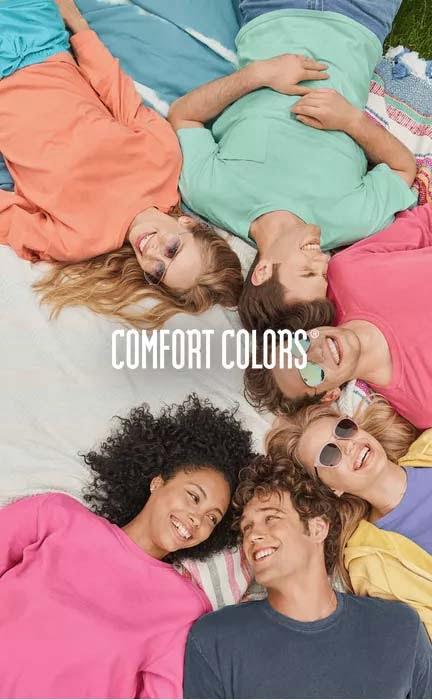 Gildan 收購 Comfort Colors