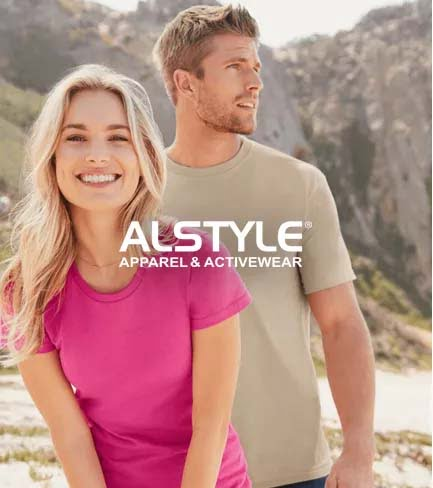 Gildan 收購 Alstyle®100
