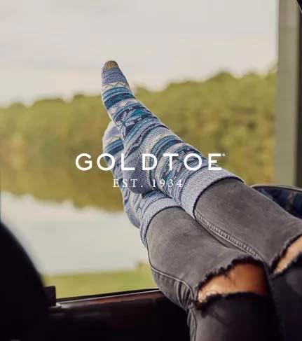 GoldToe 是美國零售業最大的品牌襪子供應商之一