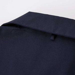United Athle 1759-01 T/C 開襟有袋襯衫