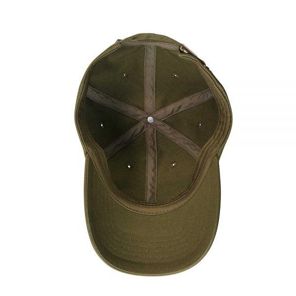 United Athle 9670-01 棉質斜紋織布棒球鴨舌帽